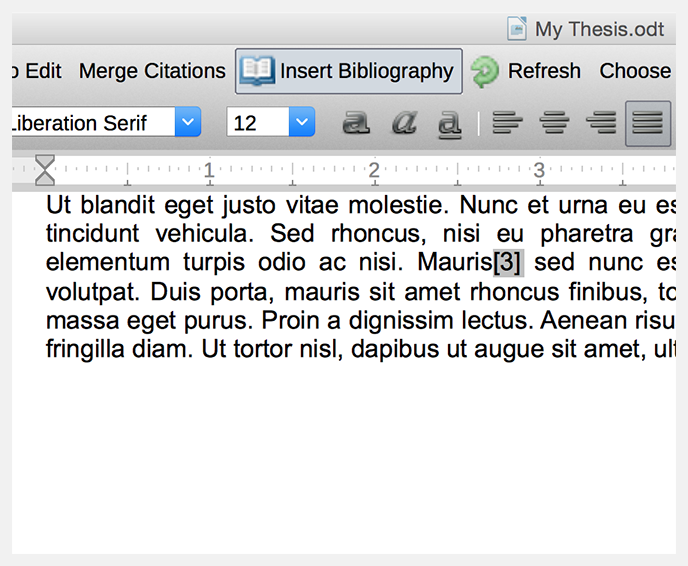 mendeley pour word